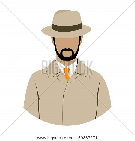 Detective Avatar Icon