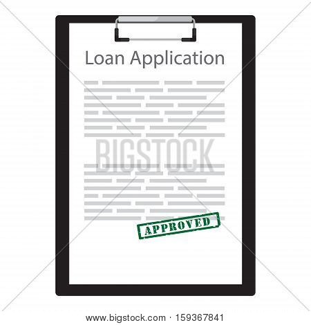 Loan Application Vector