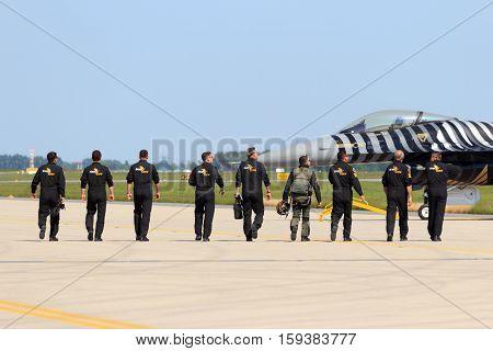 Turkish Demo F-16