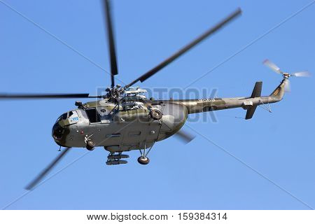 Mi-171  Czech Air Force