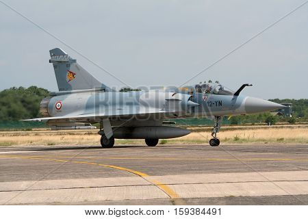 Mirage 2000 France Military