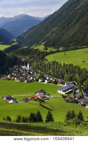 Kals am Grossglockner resort, Austria, Europe