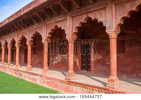 Mughal Architecture, Agra, India