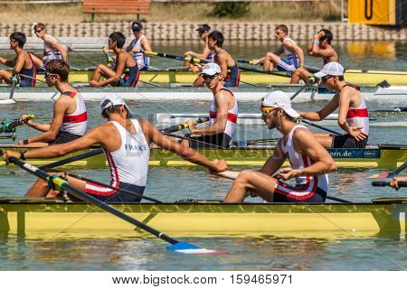 World Rowing Championship Under 23 Years