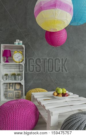 Apple Crate Furniture