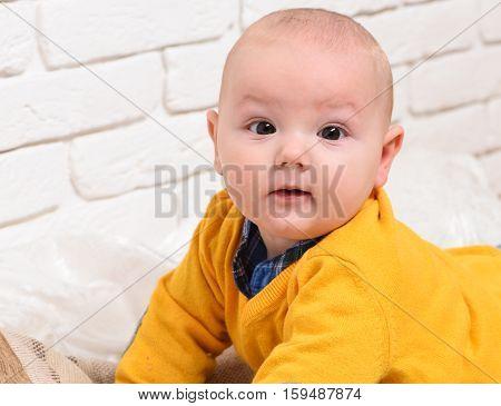 Small Baby Boy Kid