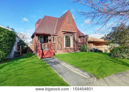 Classic Tudor Style Home