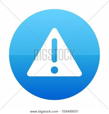 Attention, Warning Sign Icon
