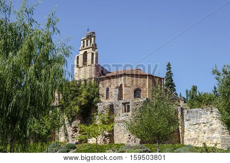 Hermitage of Our Lady of Solitude in Soria Castilla la Vieja Spain