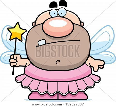 Cartoon Tooth Fairy