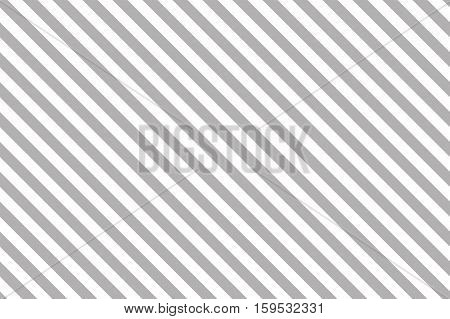 Gray stripes on white background. Striped diagonal pattern Gray diagonal lines background, Winter or Christmas theme