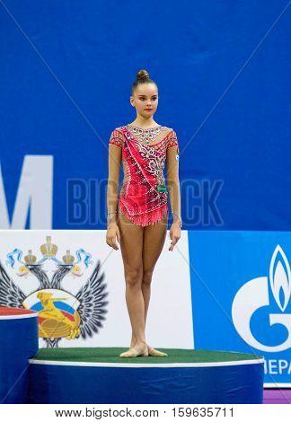 Arina Averina, Bronze Medalist