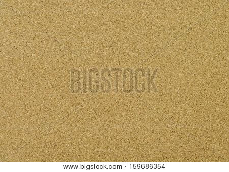 this ia a cork board with yellow color