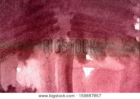 dark burgundy watercolor background luscious palette old texture vintage