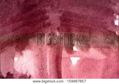 dark burgundy watercolor background luscious palette old texture vintage