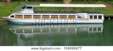 Largest Passenger Ship On The Navigable River