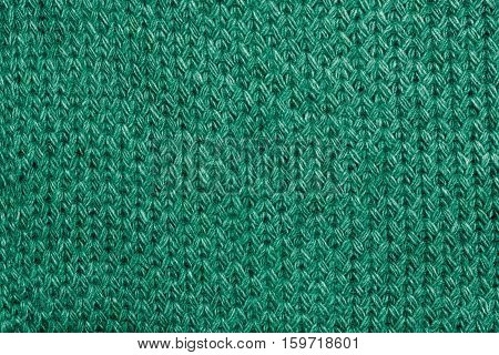 Knitted Fabric Textured Background.