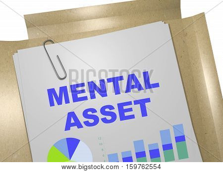 Mental Asset - Business Concept