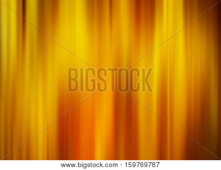 retro abstract yellow gold vertically blurred background