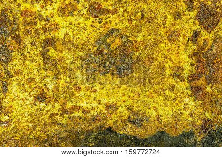 rusty metal background- rust corrosion. sheet rusted