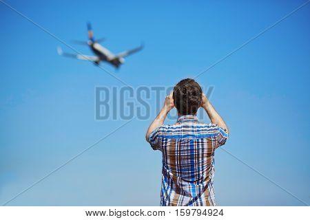Aircraft Spotting Concept