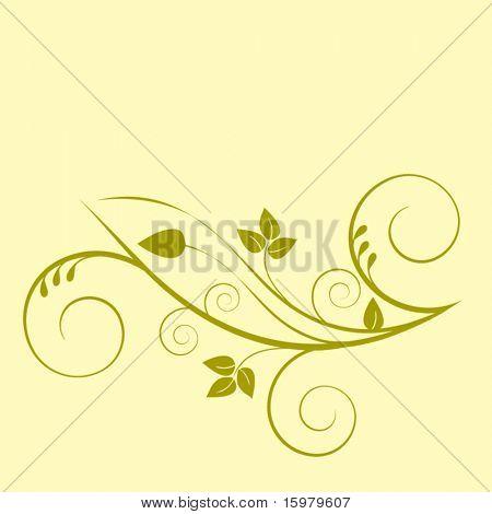 coil foliage - one piece