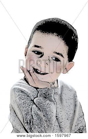 Illustration Boy