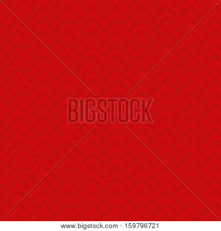 Neutral geometric seamless pattern for flat design. Minimalistic tileable red vector background.