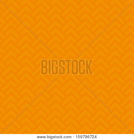 Neutral geometric seamless pattern for flat design. Minimalistic tileable orange vector background.