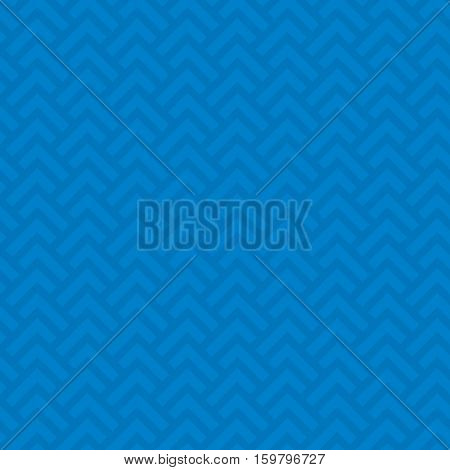 Neutral geometric seamless pattern for flat design. Minimalistic tileable blue vector background.