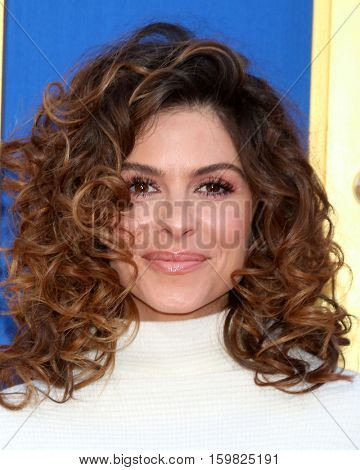 LOS ANGELES - DEC 3:  Maria Menounos at the