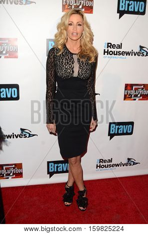 LOS ANGELES - DEC 2:  Camille Grammer at the