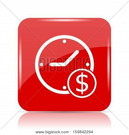 Time Is Money Icon