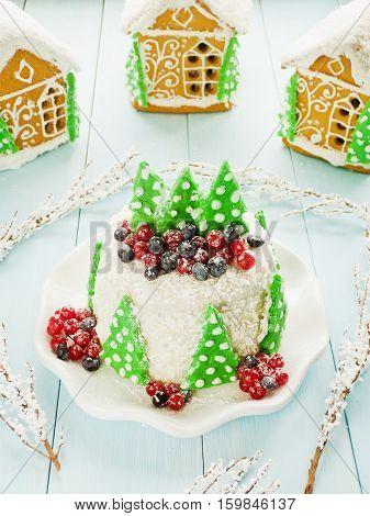 Sweet Winter Cake