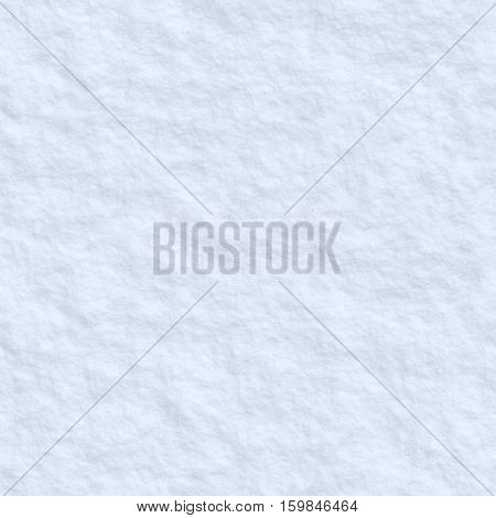 Winter abstract background - snow surface closeup