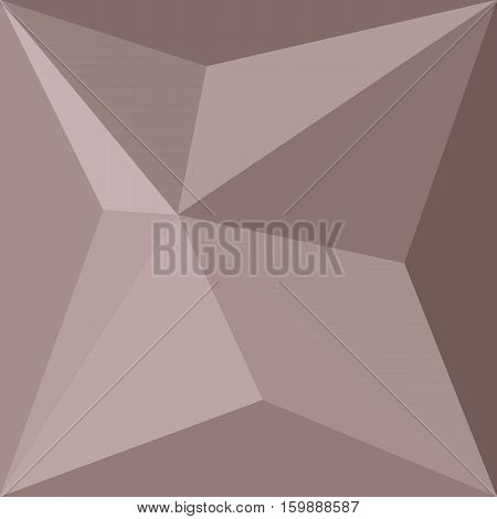 Brown Color Light Background, Vector By Eps10
