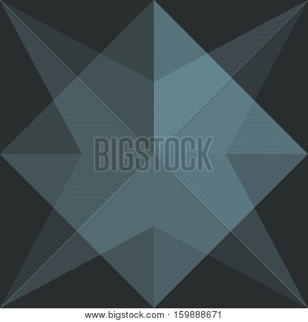 Blue Color Of Background, Vector By Eps10