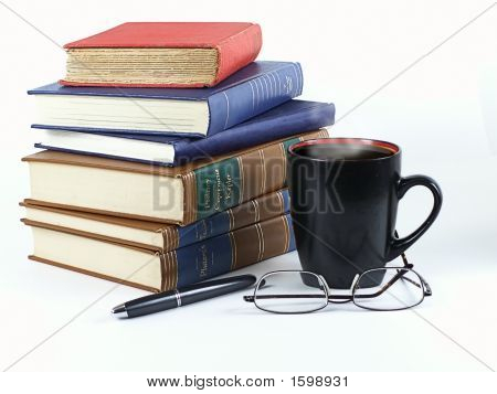 Books With Coffee