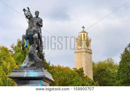 Bitola Landmarks, Macedonia