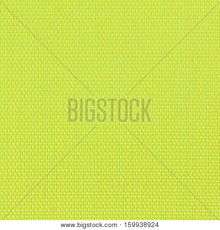 Light green fishnet cloth material texture background. Nylon texture. Nylon fabric. Nylon bag for background with copy space for text or image.