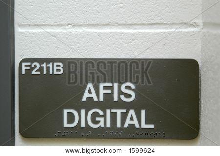 Afis Lab.