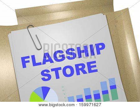 Flagship Store - Business Concept