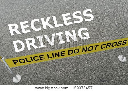 Reckless Driving Concept