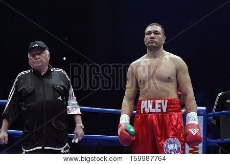 Kubrat Pulev Boxer