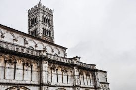 Hdr Lucca Cathedral