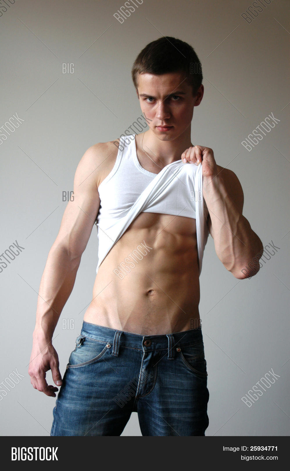 sexy young male