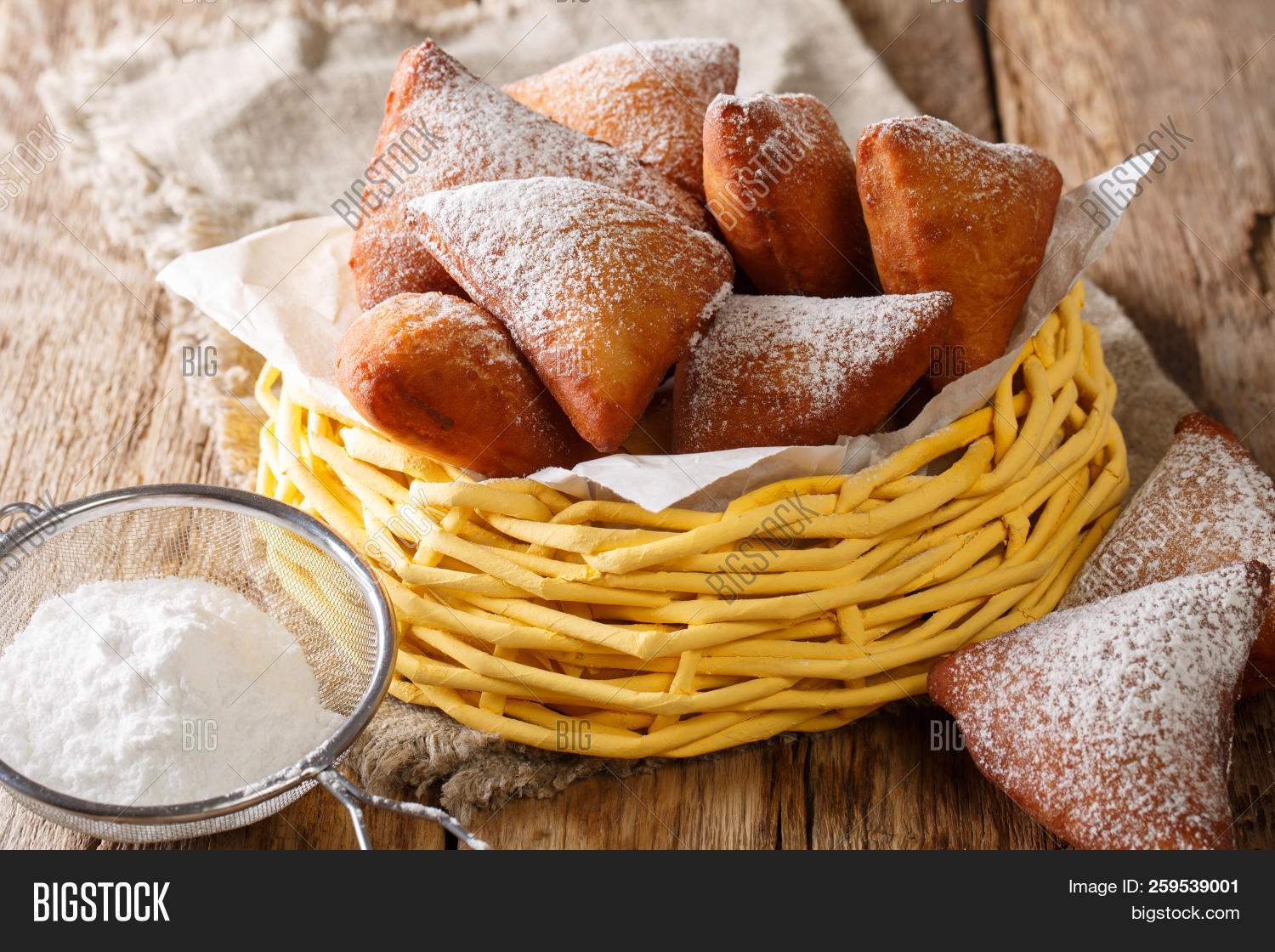 Delicious Deep Fried Image Photo Free Trial Bigstock