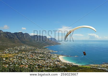 Paragliding - Cape Town - South Africa