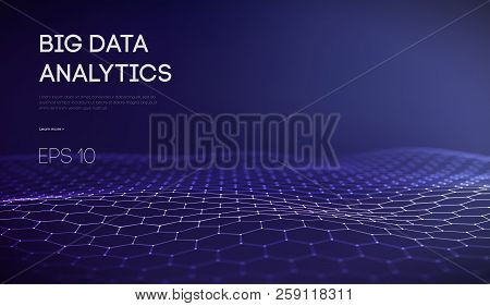 Big Data. Business Inteligence Technology Background. Binary Code Algorithms Deep Learning Virtual R