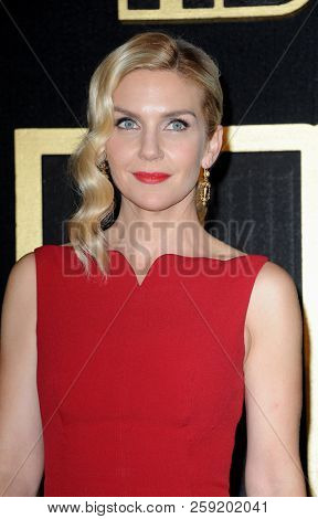 Rhea Seehorn at the HBO's Official 2018 Emmy After Party held at the Pacific Design Center in West Hollywood, USA on September 17, 2018.
